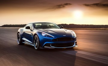 Aston's Vanquish breathes more fire