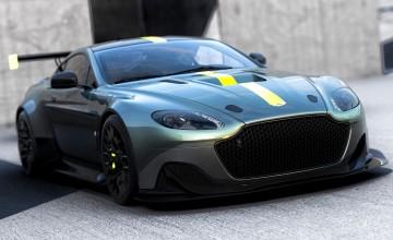 Aston turns up the volume