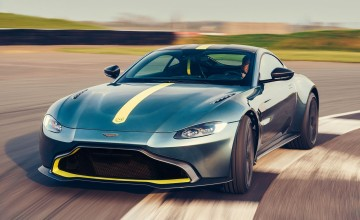 Aston's Vantage gets manual box