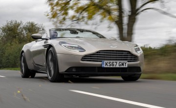 Advantage Aston in supercar stakes