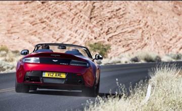 Aston reveals a roadster rocket