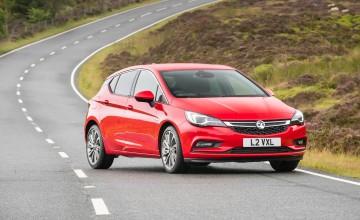 Vauxhall Astra SRi Nav 1.6 CDTI