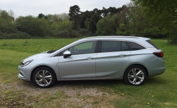 Vauxhall Astra Sports Tourer SRi 1.6T