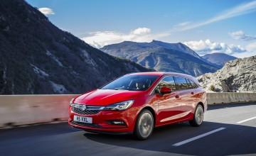 Vauxhall Astra Sports Tourer 1.6T SRi Nav