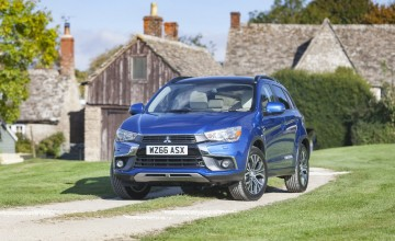 Mitsubishi ASX refreshed for 2017