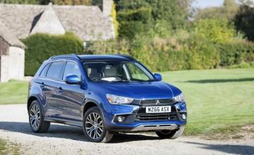 Mitsubishi raises the crossover bar