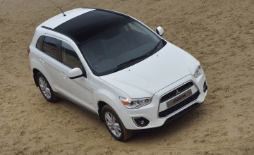 Mitsubishi ASX - clue is in the name