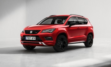 Dark side for SEAT Ateca