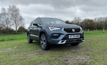 SEAT Ateca SE Technology 1.0 TSI 115ps