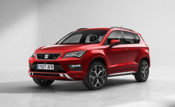 SEAT Ateca gets racy