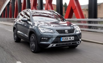 SEAT Ateca SE Technology 1.0 TSI Ecomotive 115PS