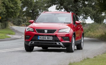 SEAT Ateca sets high benchmark