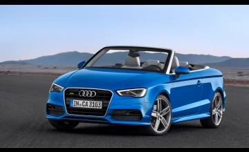 A3 Cabrio is rooflessly efficient