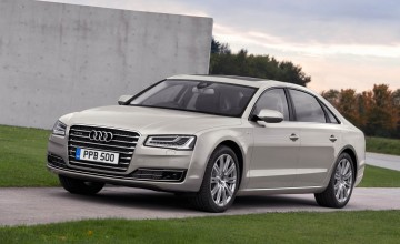Audi sets tab for luxury liner