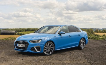 Extras now built in on Audi's new A4