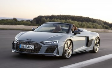 Latest Audi R8 quicker than ever