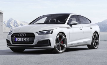 Hybrid upgrade for Audi S5