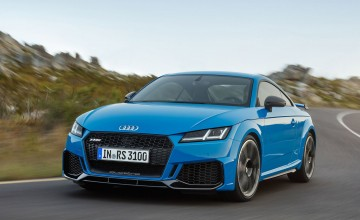 Meaner looks for Audi TT RS