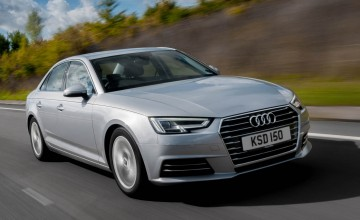 Audi A4 2.0 TDI ultra 150 SE - Review