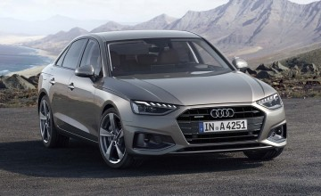 Diesel do for new Audi A4
