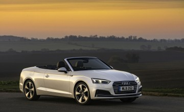 New A5 Cabriolet means fun in the sun