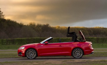 New topless Audi is comfortably better