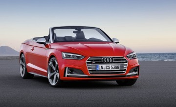 Soft-top joins Audi A5 range