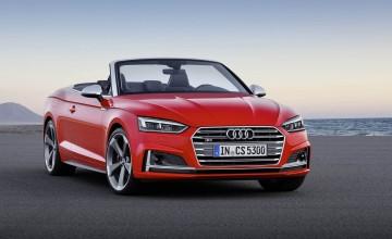 Soft-top joins Audi A5 range