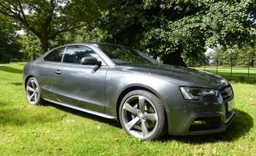 Audi A5 Coupe Black Edition 3.0 TDI quattro S tronic