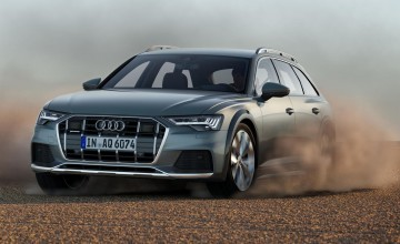 New Audi A6 allroad on the way