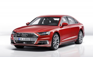 Have a chat with the new A8