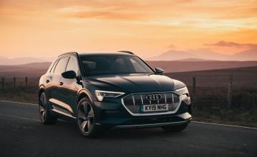 Audi take first step to electric future
