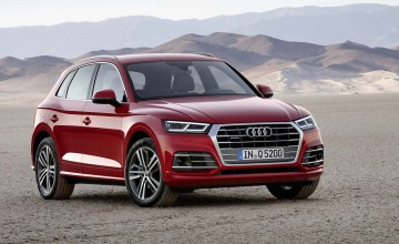 New Q5 grows and sheds weight