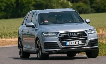 Audi Q7 quattro SE