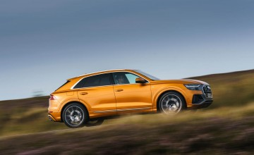 Golden days for Audi's smartest SUV