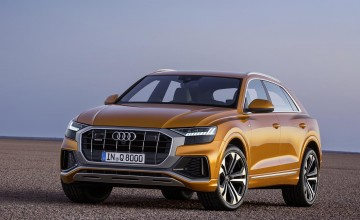 Audi Q8 joins Coupe-SUV battle