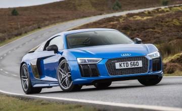 Audi R8 V10 plus - Review