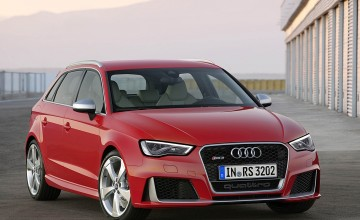 Spring debut for Audi's pocket rocket