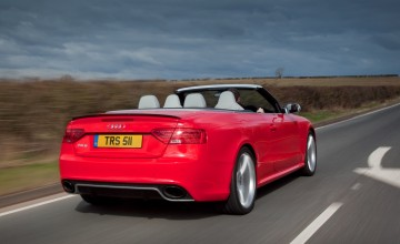Audi raises roof with mighty cabrio