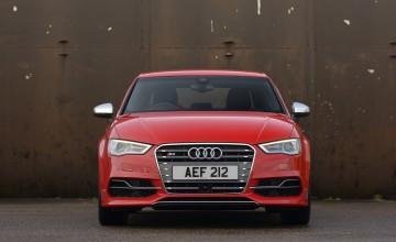 Audi S3 Saloon S tronic