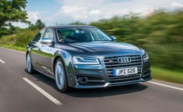 Audi S8 4.0 TFSI quattro