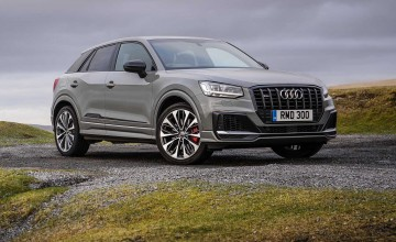 Audi's hot new SQ2 is here