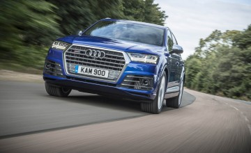 Audi SQ7 - madly, deeply lovely