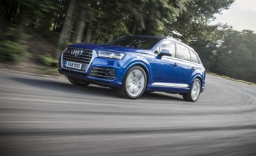 SQ7 is Audi's super SUV