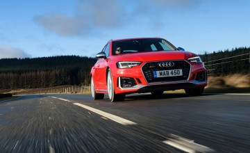Audi RS 4 Avant an astounding all-rounder