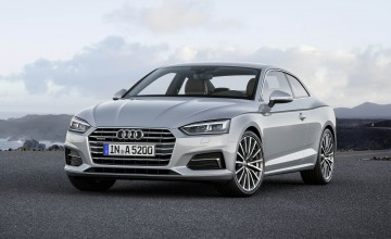 Style and sophistication from new Audi A5
