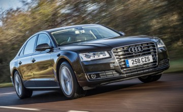 Audi A8 - Used Car Review