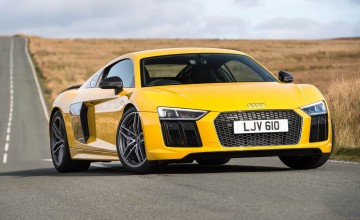 Audi R8 the everyday supercar
