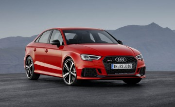 Audi ramps up RS power