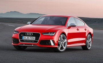 Audi revamps RS7 super coupe